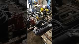 Обзорное видео склада Петрозаводск. Склад запчастей в Петрозаводске обзор.