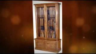Gun Cabinets -Choose Your Gun Cabinet Now & Enjoy Free Ship