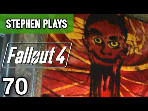 "Fallout 4 #70 - ""Pickman's Gallery"""