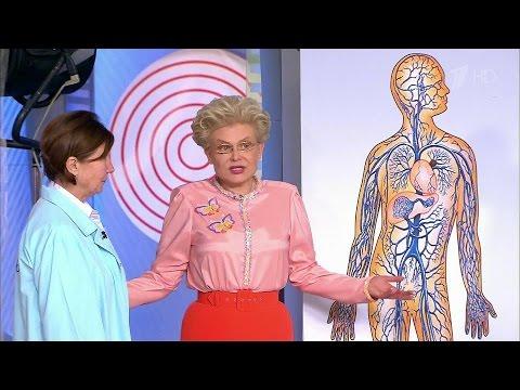 Тромбоэмболия легочной артерии.  Жить здорово!(28.11.2016)