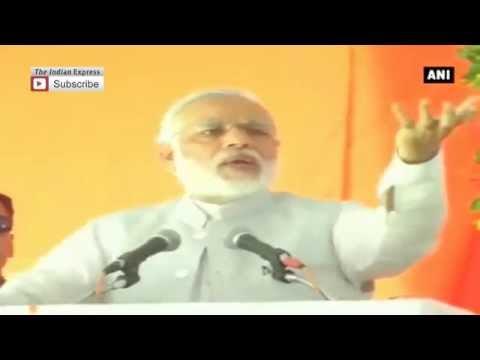 PM Narendra Modi's Answer To Sonia Gandhi's 'Hawabaazi' Remark: Congress Is 'Hawalabaaz