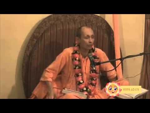 Шримад Бхагаватам 3.25.39-40 - Бхакти Ананта Кришна Госвами