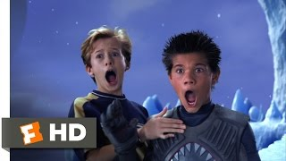 Sharkboy and Lavagirl 3-D (9/12) Movie CLIP - Melting Bridge (2005) HD