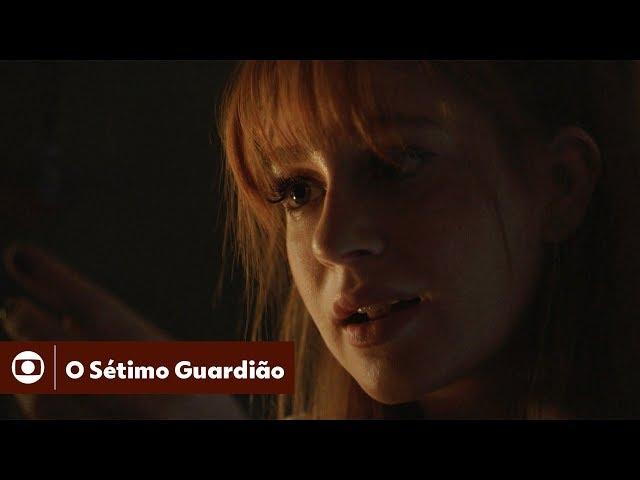 O Sétimo Guardião: capítulo 91, segunda, 25 de fevereiro, na Globo