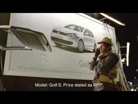 VW Golf Unbelievable Value Commercial
