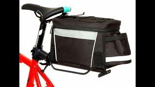 Обзор велосумки на багажник Author A-N405EL