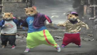 FREAK TO DA BEAT - CHYNAMAN: Kia Soul Hamster Commercial Share Some Soul HD