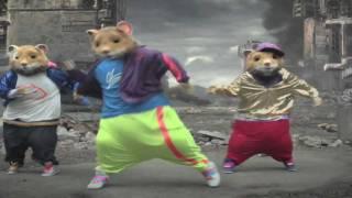 FREAK TO DA BEAT - CHYNAMAN: Kia Soul Hamster Commercial Share Some Soul HD