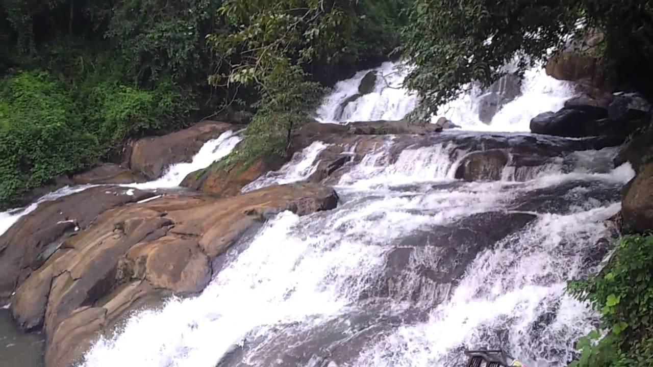 Aruvikkuzhi Waterfalls, Kerala