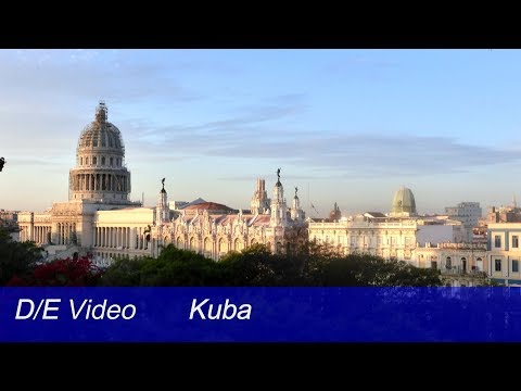 2015 Republik Kuba Teil 1 Hauptstadt Havanna