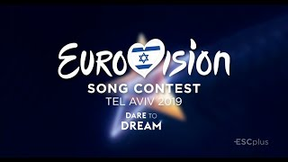 Eurovision 2019 | Final Prediction vs. Results | TOP 41