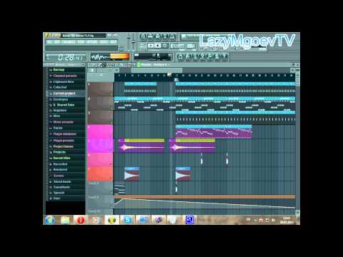 Free FLP:Deepside Deejays Never Be Alone Lazy Mgoev Remix FLP HD 720