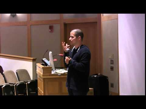 Jefferson Bethke at Dartmouth College: Identity, Purpose, Love