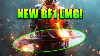 New BF1 LMG, The Chauchat! - This Week in Gaming | FPS News