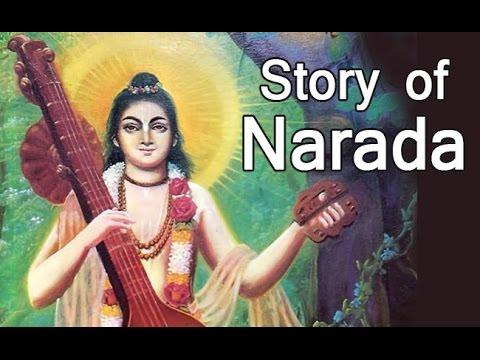 Srimad Bhagavatam [Bhagwat Katha] Part 5 By Swami Mukundananda - Story Of Narada
