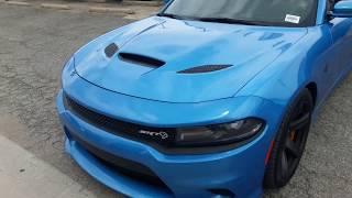 2018 Dodge Charger SRT Hellcat Start up Engine and full tour