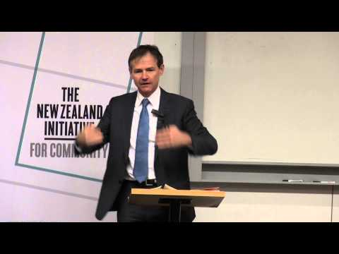 Nick Cater - The Lucky Culture (Auckland)