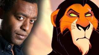 Chiwetel Ejiofor Is Scar In The Lion King Remake