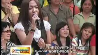 Watch Charice Pempengco Always You video