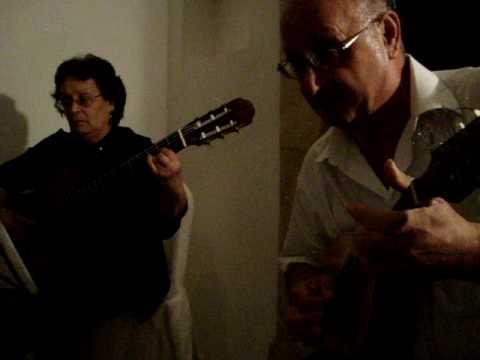 NEAPOLITAN MUSIC - Italian mandolin by Antonio & Linda Calsolaro