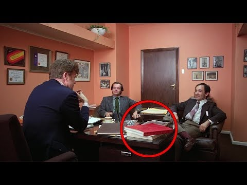 The Shining - How A Red Book Could Explain Everything (READ PINNED COMMENT)