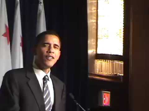 Barack Obama Speech At Sen. Barbara Boxer Event In San Franc