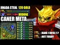 NEW CANCER MID Gold Steal Delete Top 1 MMR MidOne with Bounty Hunter 7.20 IMBA Carry Dota 2