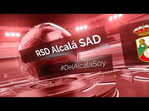 Bienvenida de la RSD Alcalá a Rafa Márquez