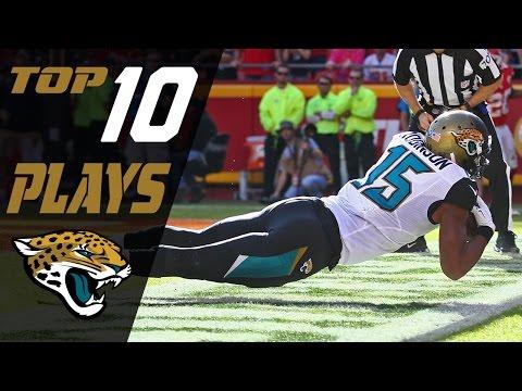 Jaguars Top 10 Plays of 2016 | NFL