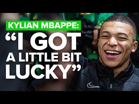 Kylian Mbappe interview  