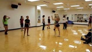 LA Stunners Choreo - Girls