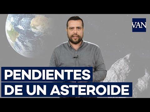 ¿Podría chocar un asteroide en septiembre contra la Tierra?