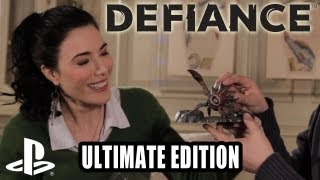 Defiance Ultimate Edition with Jaime Murray