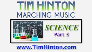Science Pt 3 Marching Band Arrangement by Tim Hinton
