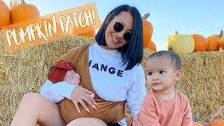 our-first-time-at-the-pumpkin-patch