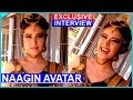 Sheena Bajaj In A Never Seen Before NAAGIN Avatar | EXCLUSIVE Interview | TellyMasala