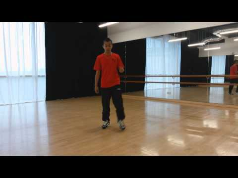 RecognizeStudios Recital Vol3  BBoy Auditions Song: Cymande  Brothers on the Slide