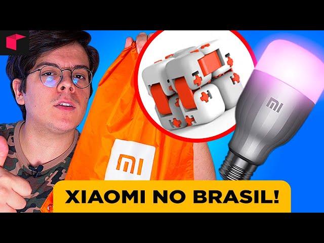 XIAOMI no BRASIL: COMPRAMOS e TESTAMOS! 👌