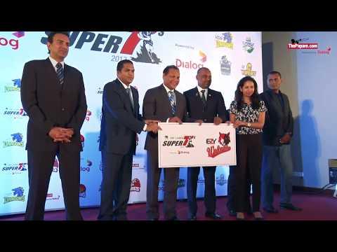 Sri Lanka Super 7's 2017 - Media Conference