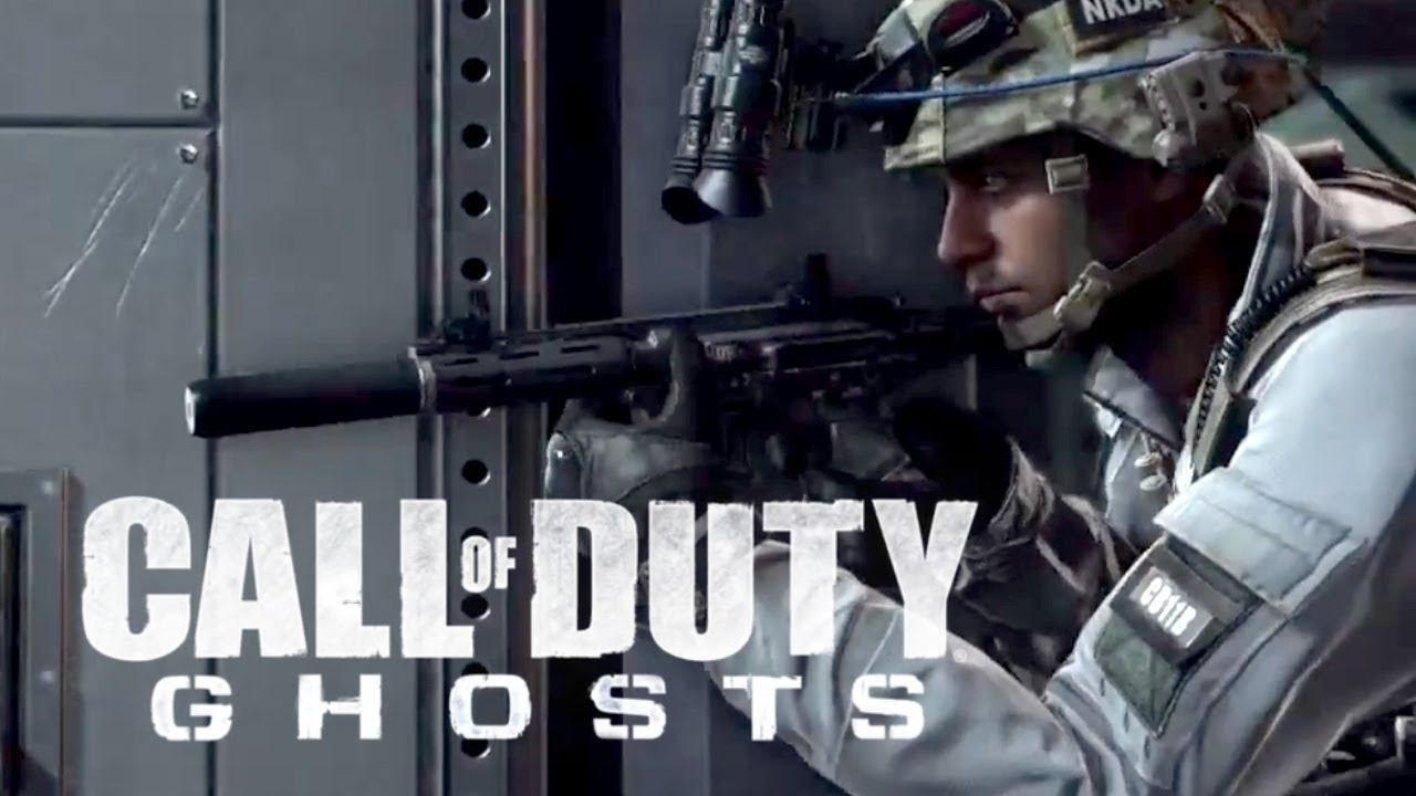Call of Duty: Ghosts - Reveal Trailer - Xbox One & PlayStation 4