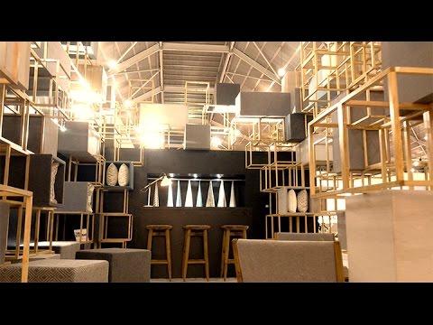 Sunbrella 39 spaces 39 singapore international furniture fair for Asean furniture