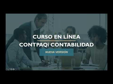 Nuevo CONTPAQi Contabilidad 12 (Cómo Usar El Nuevo Contabilizador)