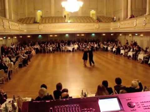 Show at Casino in Bern - Luis y Nicole Tango