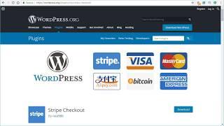 Stripe Checkout Plugin for WordPress