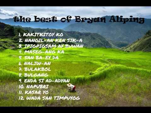 Bryan Aliping Song Album | Igorot Songs | Kankanaey song