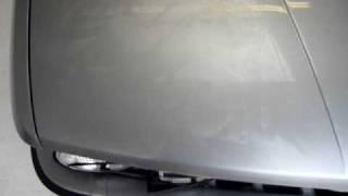 Carnauba wax @ Eclectic Cars. M5 BMW 'D' reg (1986) Video