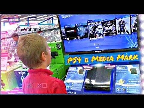 VLOG: Как мы ЭПИЧНО не купили PS4 в Media Markt и М.Видео УФА.Playstation 4
