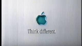 【CM 1998年】Apple アップルコンピュータ Say hello to iMac. 30秒
