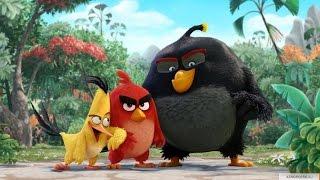 Мультфильм Angry Birds в кино (Официальный Трейлер 2016 HD)