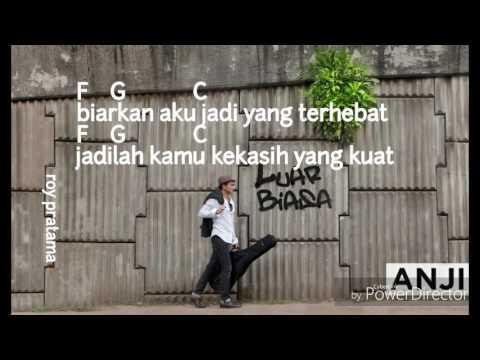 Anji - Kekasih Terhebat (lyrik) chord gitar